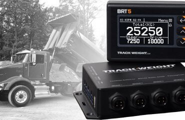 2000 times per second… Speed of the new TrackWeight BRT5 Series II scale